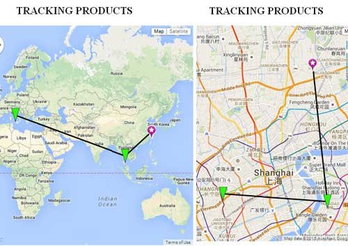 Qiao Tag Smart Tags / Authenticity system Tracking
